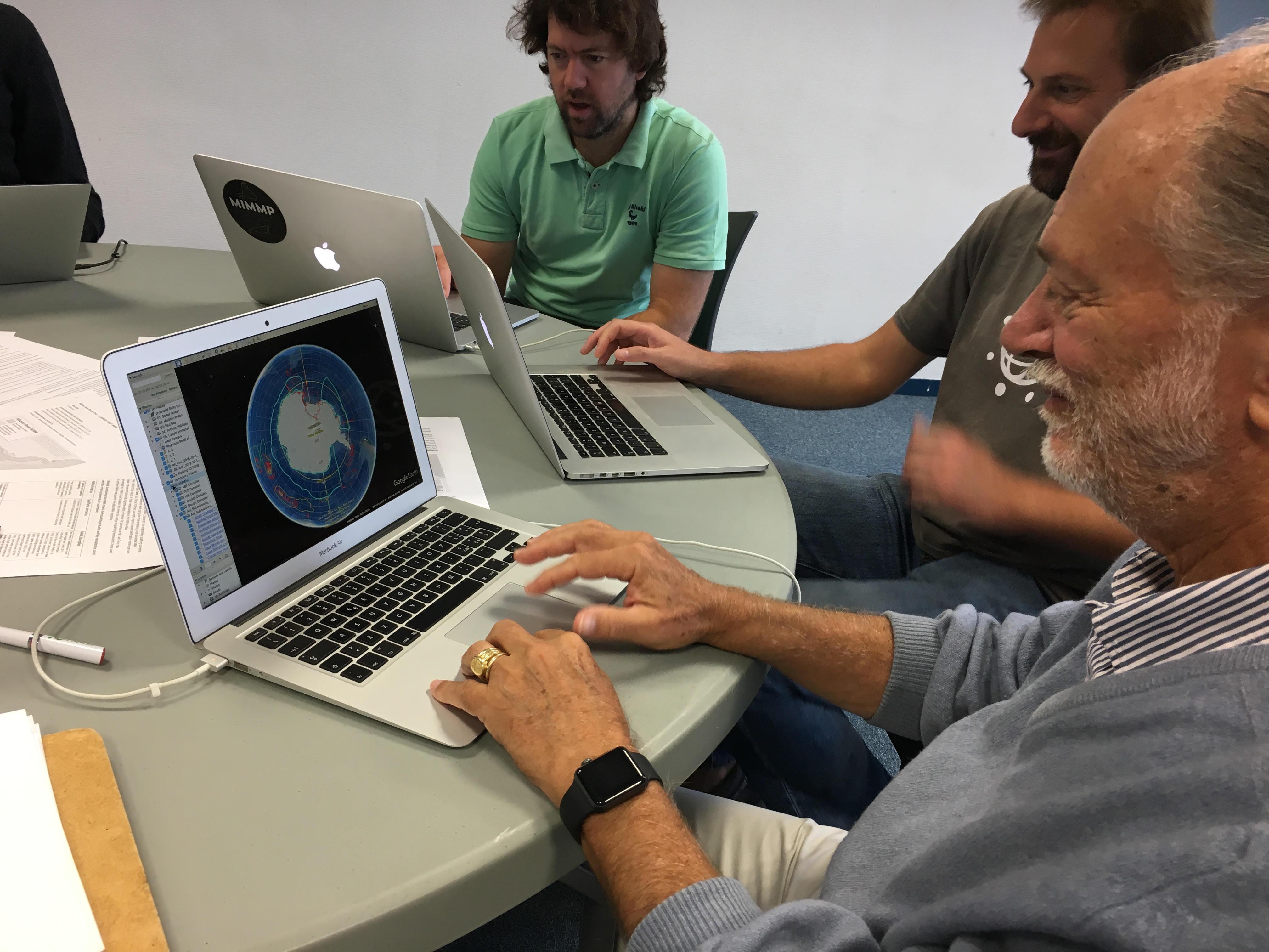 Extended Southern Ocean IMMA workshop in Brest, France