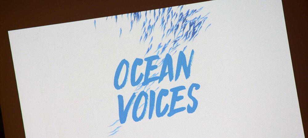 Sustainable Ocean Day:  Ocean Voices