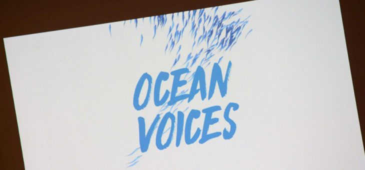 Sustainable Ocean Day:  Ocean Voices