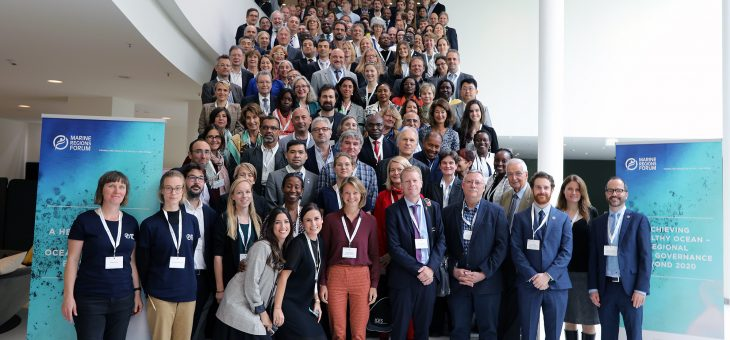 Achieving a Healthy Ocean – Regional Ocean Governance Beyond 2020