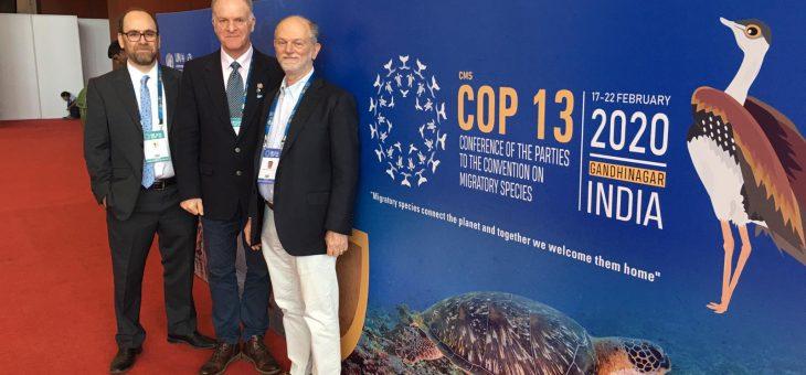 GOBI at CMS COP13